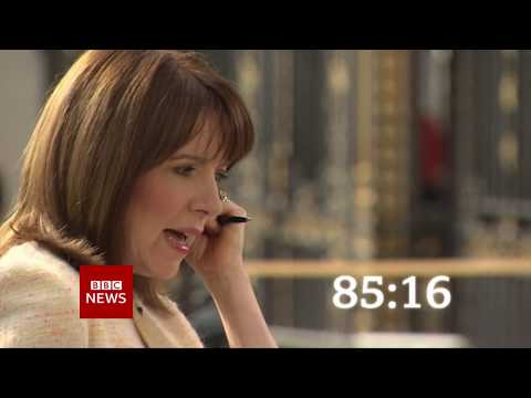 BBC News Channel Countdown 2019 Full 90 Second Countdown HD