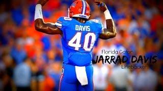 """Jarrad Davis    """"Baller""""    Florida Highlights"""