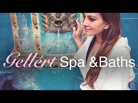 Exploring BUDAPEST - Miracle Thermal Waters at Gellért Spa & Baths | Shalini Vadhera