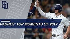 Top Moments of 2017: Padres