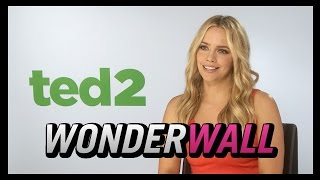 Jessica Barth channeled Kim Kardashian and Snooki for 'Ted 2' Role