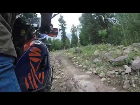 Continental Divide Ride 2014