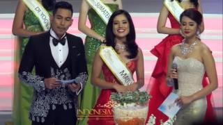 Miss Indonesia 2017 : Q n A Top 15 Part 2