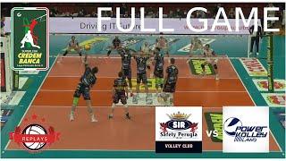 PERUGIA vs MILANO | Superlega Playoffs 1/4 Final | Game 3