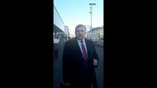 видео Коммунист Ищенко подал документы в избирком Приморья как самовыдвиженец