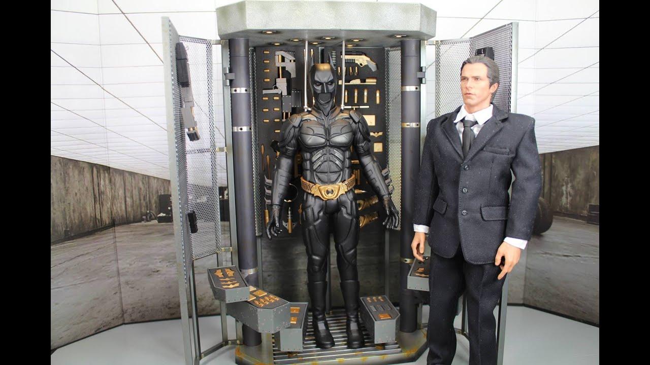 New The Dark Knight Rises Batman Bruce Wayn Big 1//4 Scale Figure Statue IN STOCK