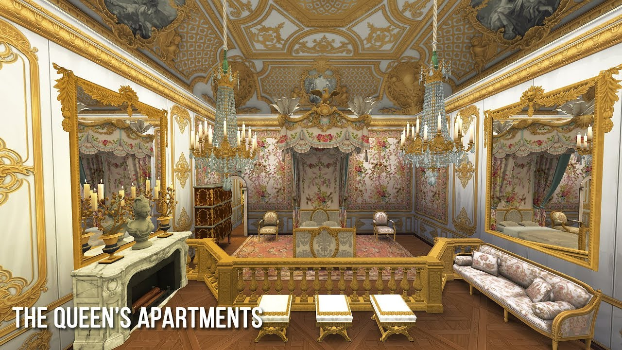The Queen S Apartments Palaceday Youtube