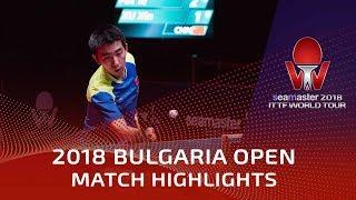 Video Xu Xin vs Ma Te | 2018 Bulgaria Open Highlights (1/2) download MP3, 3GP, MP4, WEBM, AVI, FLV Agustus 2018