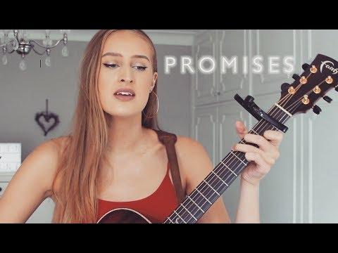 Calvin Harris Sam Smith - Promises  Cover by Ellen Blane
