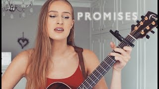 Calvin Harris, Sam Smith - Promises | Cover by Ellen Blane