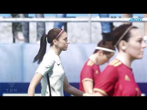 USA vs. Spain | 2016 jmc Women
