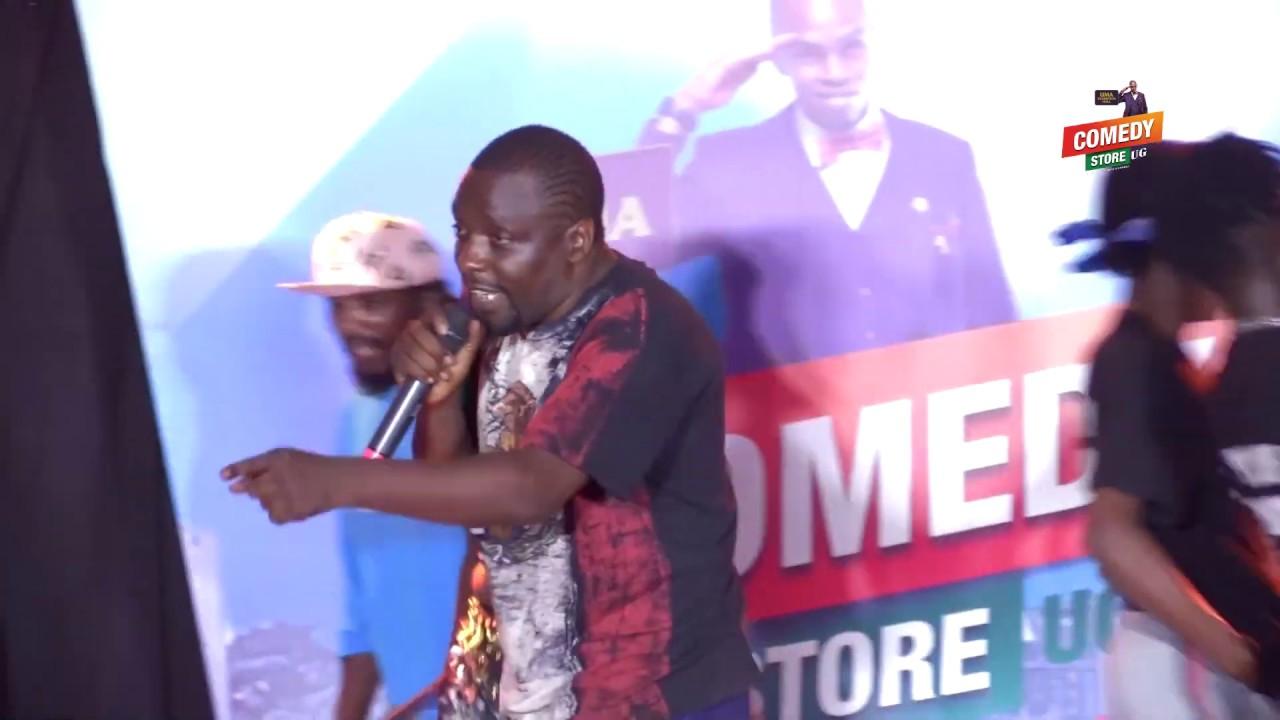 Alex Muhangi Comedy Store Feb 2019 - Amooti