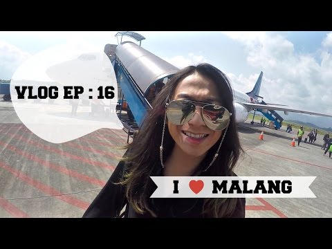 TRAVEL VLOG EP : 16 - I LOVE MALANG || Jovi Hunter
