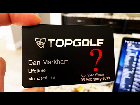 Do we ACTUALLY get in FREE at TopGolf?