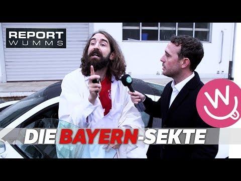 Auf der Spur der Bayern-Sekte