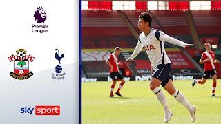 Son mit Viererpack! | FC Southampton - Tottenham Hotspur 2:5 | Highlights - Premier League 2020/21