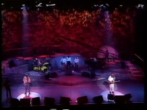 Wet Wet Wet - Temptation LIVE From Wembley 1995