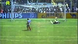 ЧМ по футболу в Мексике Бразилия 1-1 Франция
