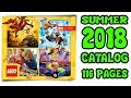 LEGO Summer Catalog 2018 all lego sets - Sets Images - ALL LEGO SUMMER SETS 2018   NEW! - 116 pages