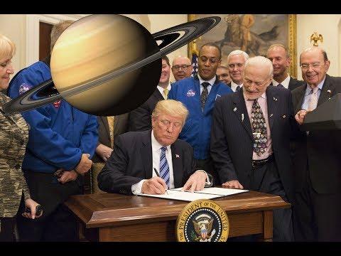 President Trump Prepares for the Alien Deception