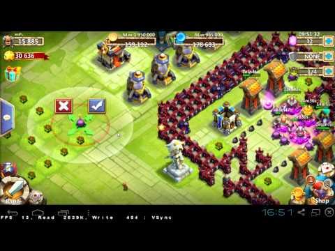 #035 Fix This Bug 1.2.39 - Castle Clash
