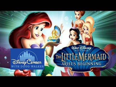 The Little Mermaid: Ariel's Beginning - Disneycember