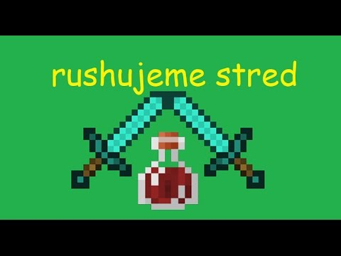 Minecraft | Annihilation | Rush #2 | rushujeme stred :-)