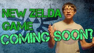 New Legend Of Zelda Game Coming Soon?