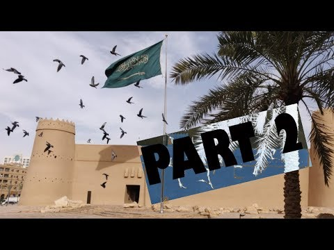 SAUDI Vlog PART 2 - Riyadh, Edge of The World, Al Wahbah Crater, Tabuk Province - رحلتي إلى السعودية