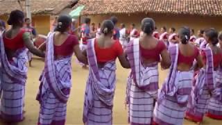 """""""Santal Songs & Dances"""" A Documentary Movie"""