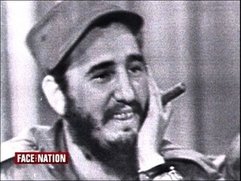 "Flashback: ""Face the Nation"" interviews Fidel Castro"