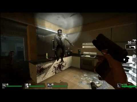 "Let's Play Left 4 Dead ""No Mercy"" (Part 1)"