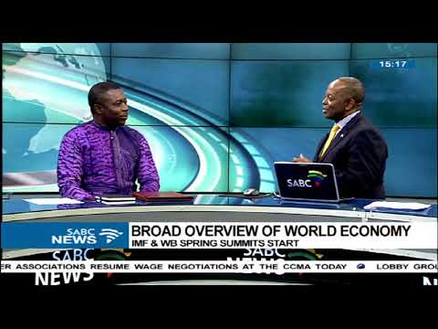 Prof. Nicholas Ngepah on IMF reports