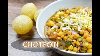 বাংলাদেশের বিখ্যাত চটপটি রেসিপি | Bangladeshi Chotpoti Recipe | How to Make Chotpoti