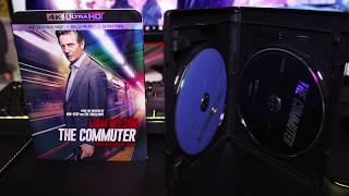 The Commuter 4K Blu-Ray Review