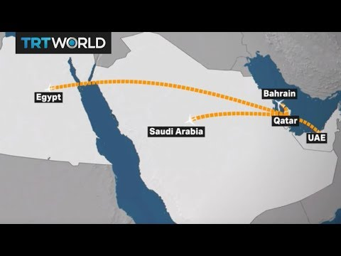 How the diplomatic crisis impacts air travel in Qatar