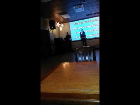 Ordinary people karaoke