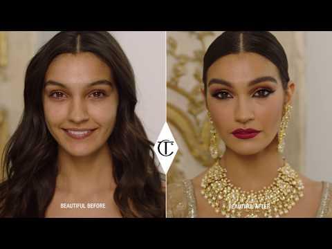 The Enchanting Asian Bridal Makeup Look | Charlotte Tilbury thumbnail