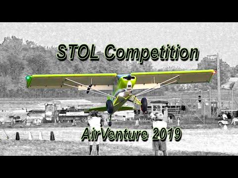 Hangar 7 Rainbow Aviation STOL Competition – Twilight Flight
