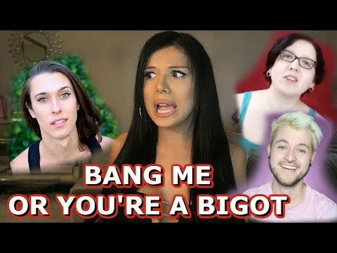 IF YOU DON'T F*** ME, YOU'RE A BIGOT