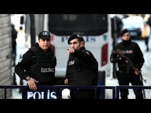 تركيا تشرع في ترحيل جهاديي تنظيم -الدولة الإسلامية- إلى بلدانهم  - 12:00-2019 / 11 / 11