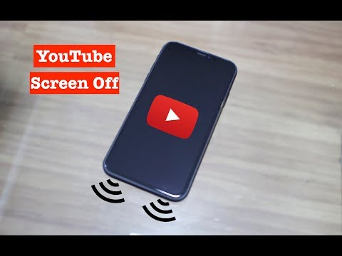 How to make youtube play in background iphone 7