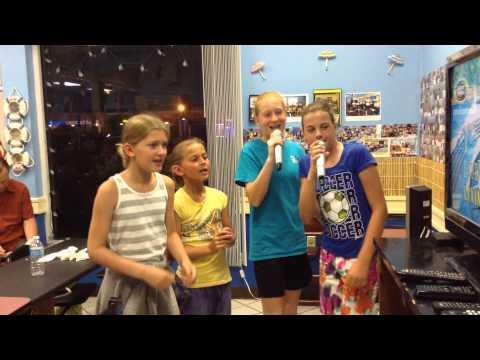 Ice Cream Karaoke Nights