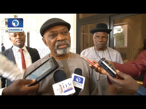 Chris Ngige – Channels Television
