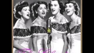 Baixar Early Chordettes - Angry (c.1952).