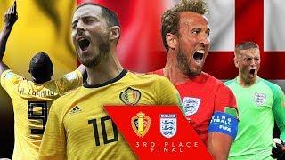 COMENTAM BELGIA vs ANGLIA IMPREUNA !!! CUPA MONDIALA 2018 !!!