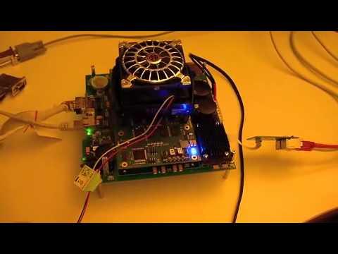 Software based AFDX demo