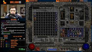 Diablo 2 - HELL SHAPESHIFT WOLF SPEEDRUN [Part 1]