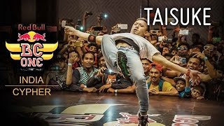 Taisuke Judge Showcase - RedBull BC One India Cypher 2015
