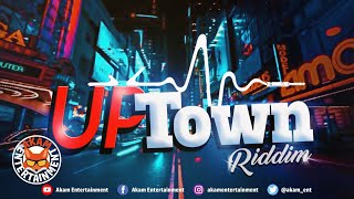 Uptown Riddim Medley - Don1 Music Productions [Audio Visualizer]